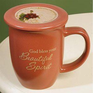 Beautiful Spirit Mug and Coaster Set