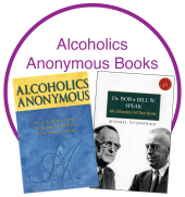 Alocholics Anonymous Books