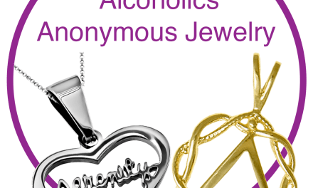 Recovery Jewelry for that special Someone on your list