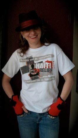 Haiti Tshirt Ed A