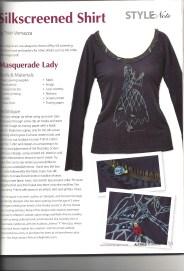 Masquerade Lady Article