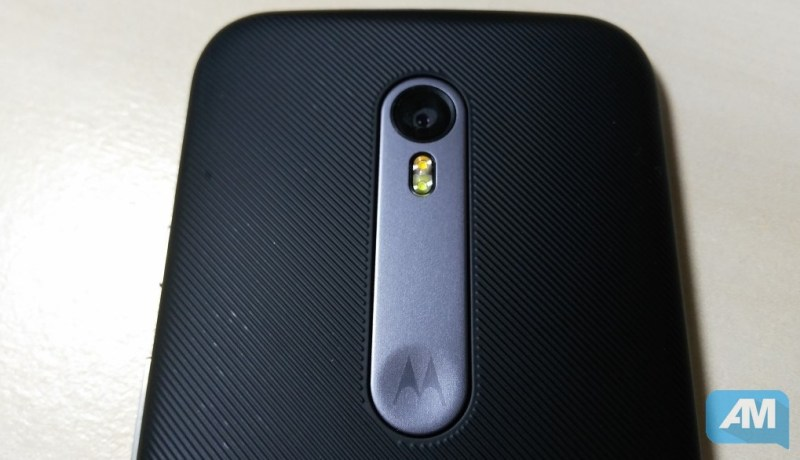 Moto G 2015 Camera