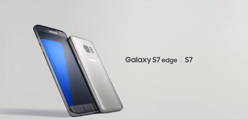 Galaxy S7 et S7 Edge