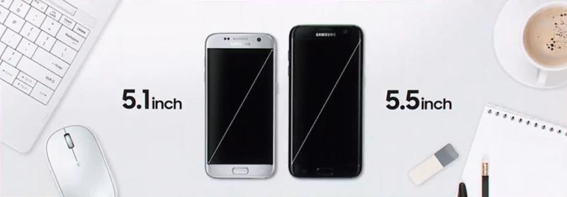 Galaxy S7 et S7-Edge