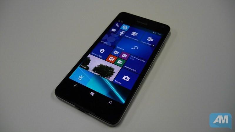 Microsoft Lumia 650 Avant