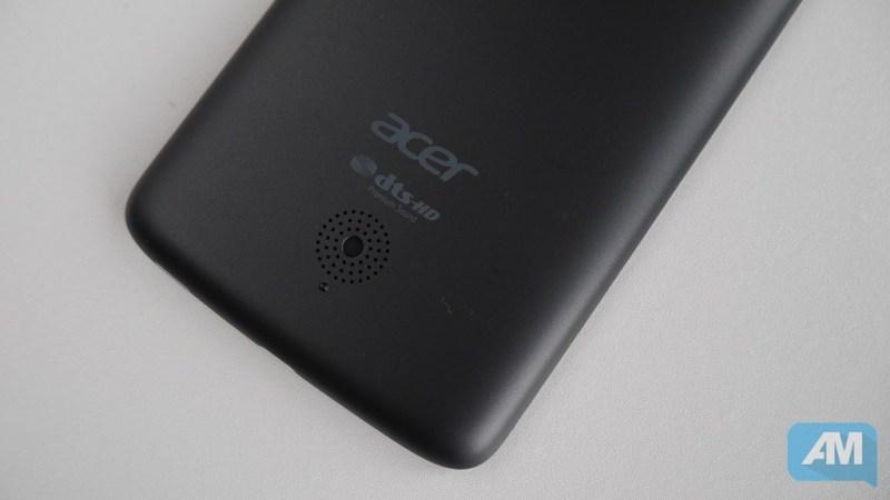 Acer Liquid Zest 4G Audio Noir