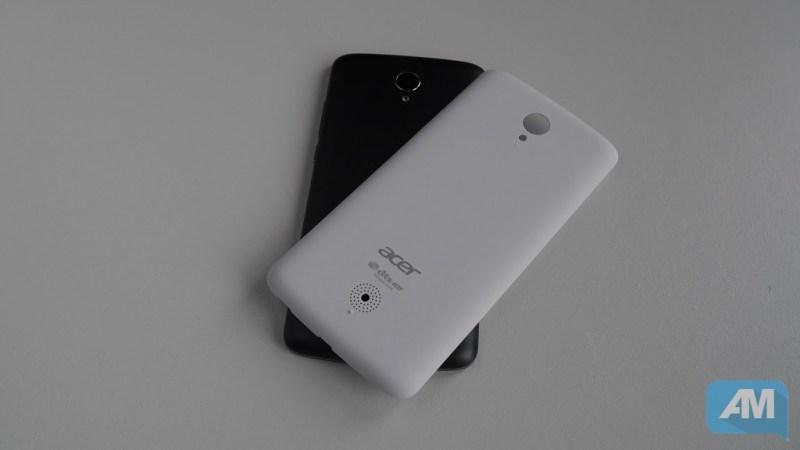 Acer Liquid Zest 4G Couleurs