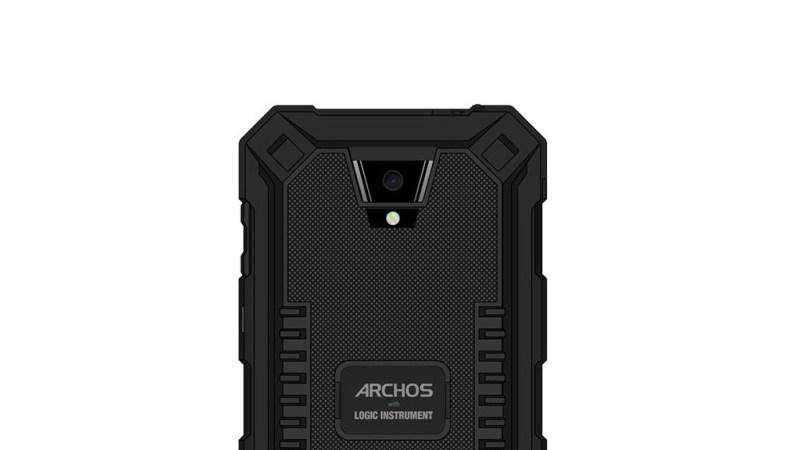 Archos 5 Saphir Camera