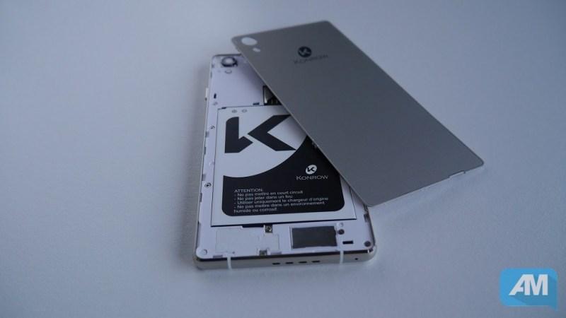 Konrow Cool-K Batterie