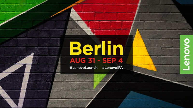 Lenovo IFA 2016 Teaser