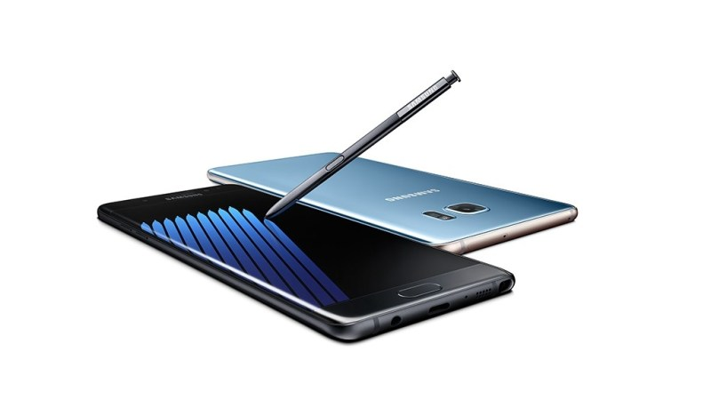 Samsnung Galaxy Note 7