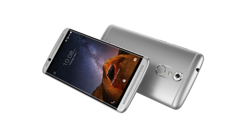 ZTE Axon 7 mini Press Grey