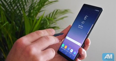 Test : Samsung Galaxy Note 8
