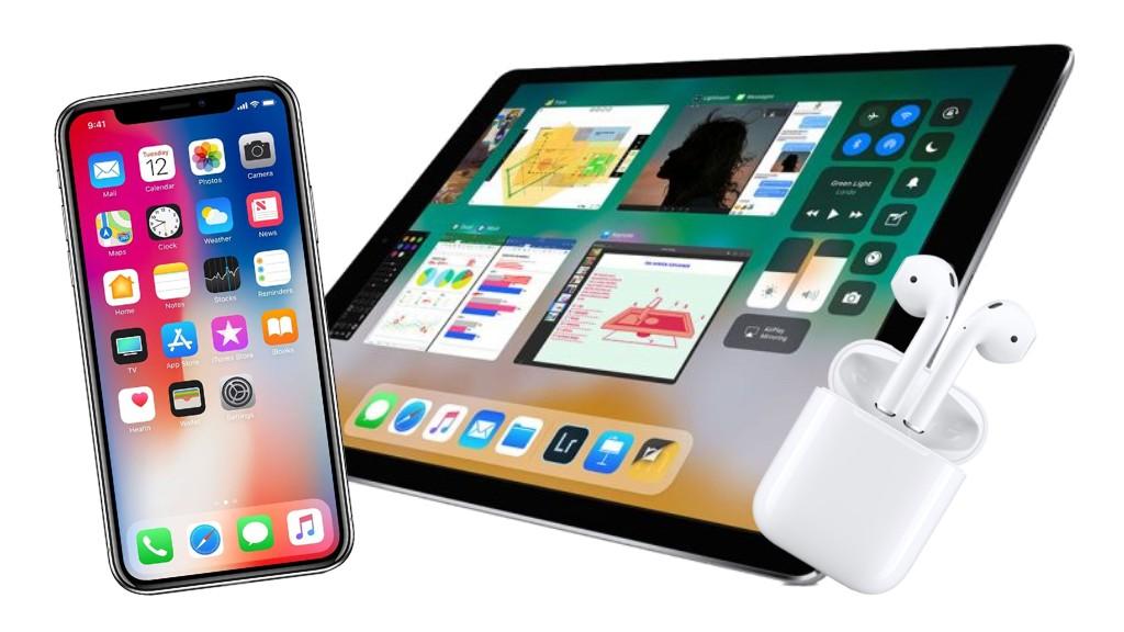 Apple : 3 iPhone, 2 iPad, Apple Watch et Mac pour fin 2018