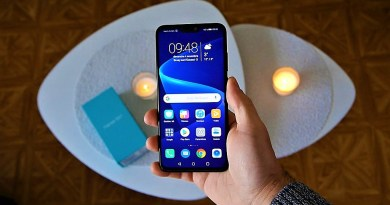 Test : Honor 8X