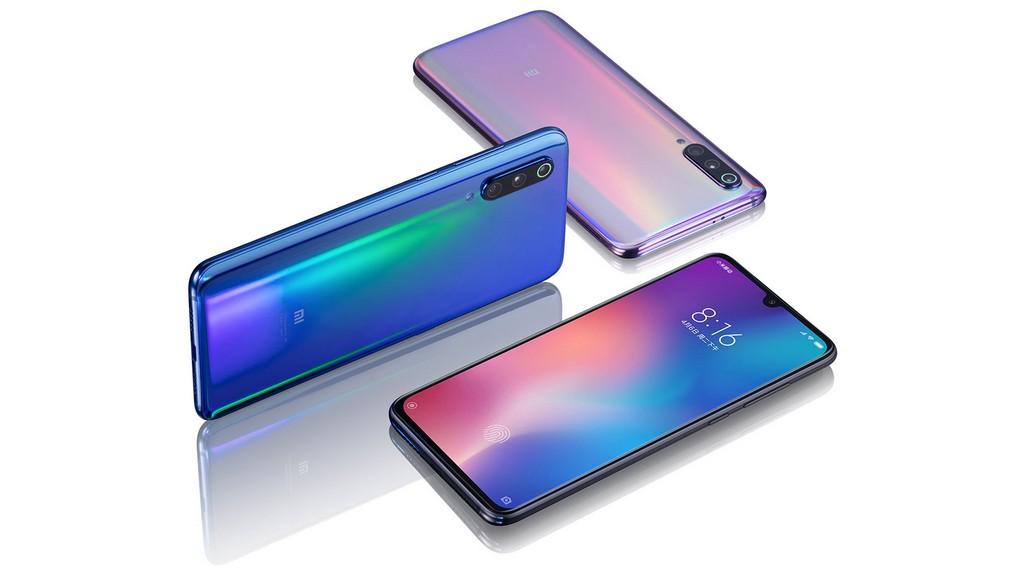 Xiaomi: Le Mi 9 est officiel
