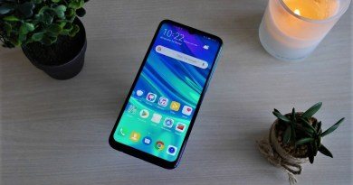 Test : Huawei P SMART 2019