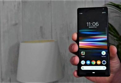 Test : Sony Xperia 10