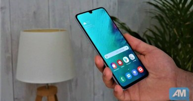 Test : Samsung Galaxy A70
