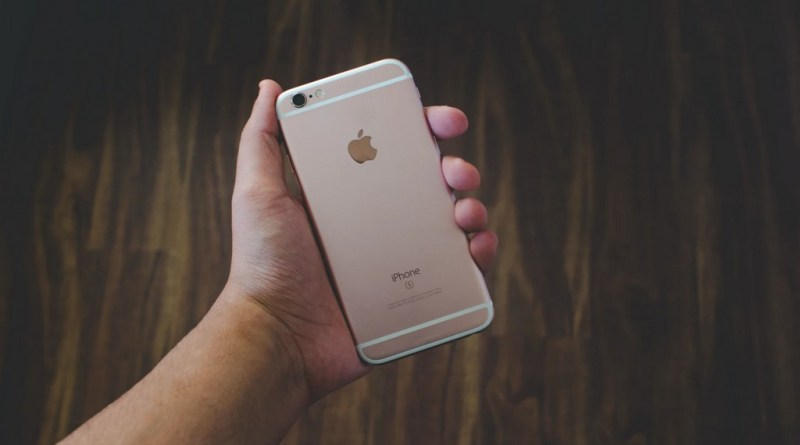 iPhone 6s Back