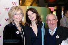 Winner T.D. Mitchell surrounded by Jill Eikenberry & Michael Tucker