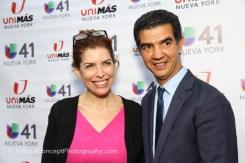 Ydanis Rodrigues, Consejal; Julie Menin, Comisionada