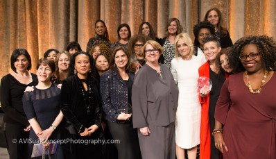 Muse Awards Honorees and NYWIFT Board members
