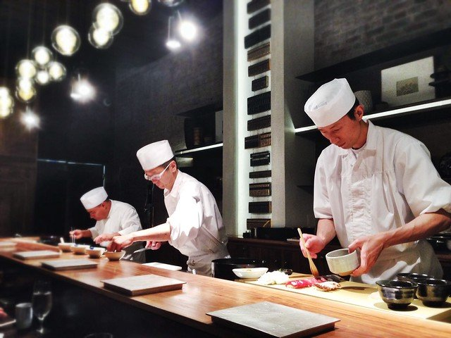 Top Rated Sushi Restaurants