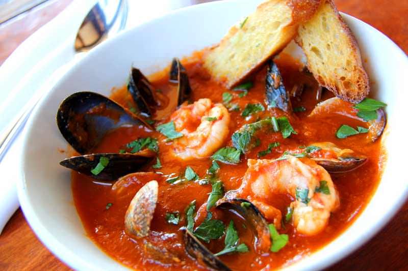 Seafood Local Francisco San