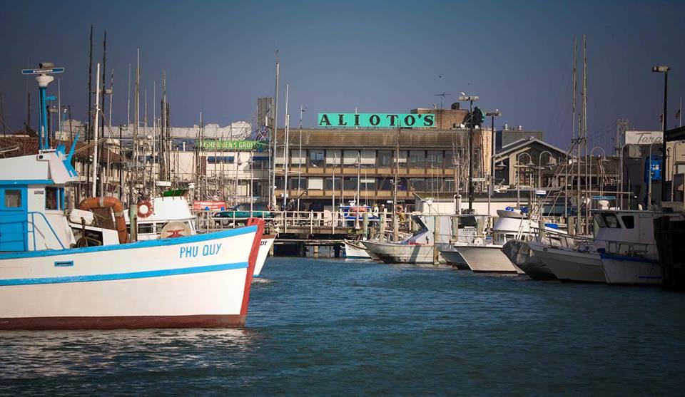 Seafood Restaurants Fishermans Wharf San Francisco