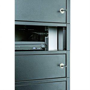 intérieur casier rangement avitice