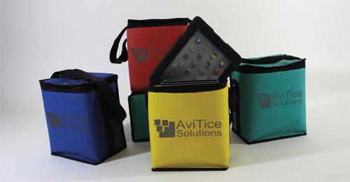 sac rangement tablette avitice bag