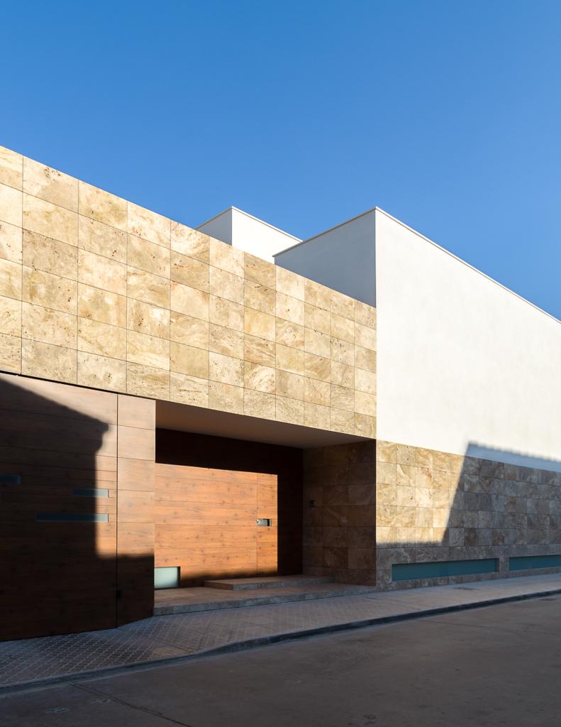 La Mancha House