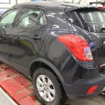 Photos For 2015 Opel Mokka Auction At Oulu On Thursday December 05 2019 Copart Finland