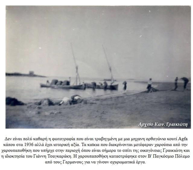 old Malia seamen