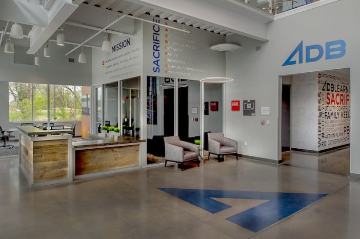 QSC solution serves as hub of ADB headquarters