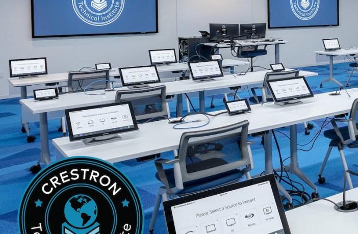 Crestron opens new Center in Georgia