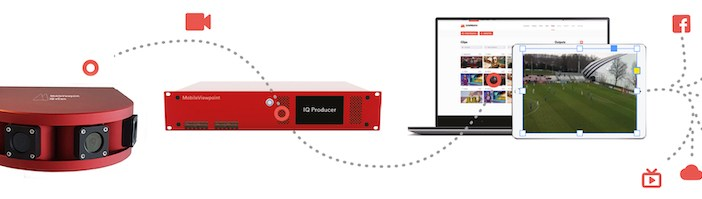 CP Communications to demo Mobile Viewpoint's IQ Sports Producer Series at NAB 2020