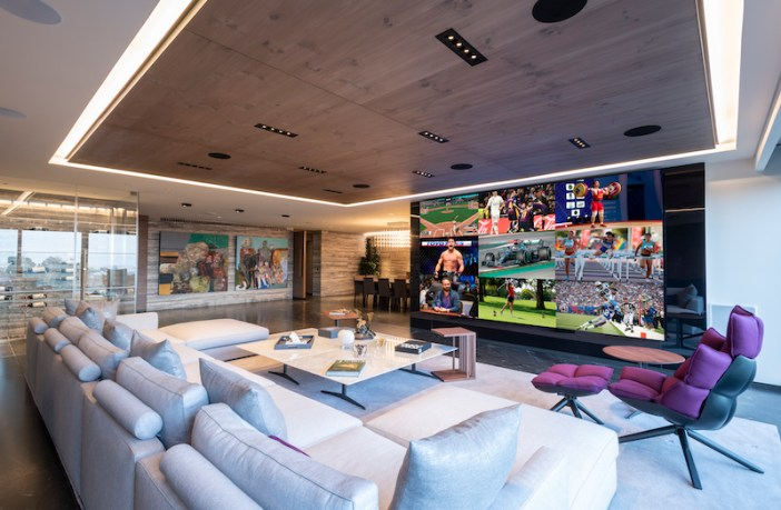 Just Add Power delivers ultimate sports viewing experience for Mexico City homeowner