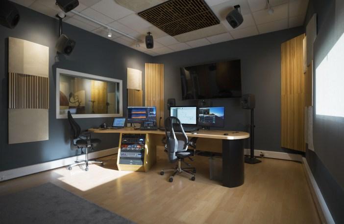 Genelec Smart Monitors central to immersive sound at Audio Lisbon