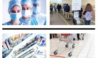 VIVOTEK offers crowd control solutions for social distancing measures