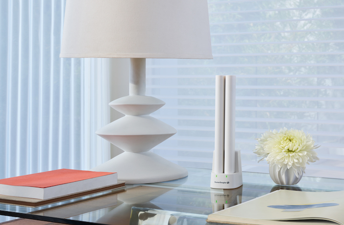 Hunter Douglas introduces new rechargeable battery wand