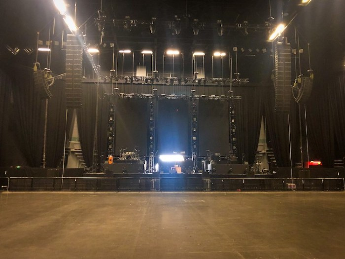 L-Acoustics K1 featured at New Zealand's first post-isolation live concert