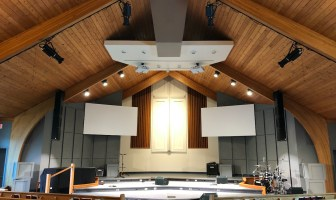 Winnipeg church uses Renkus-Heinz to give congregation full coverage