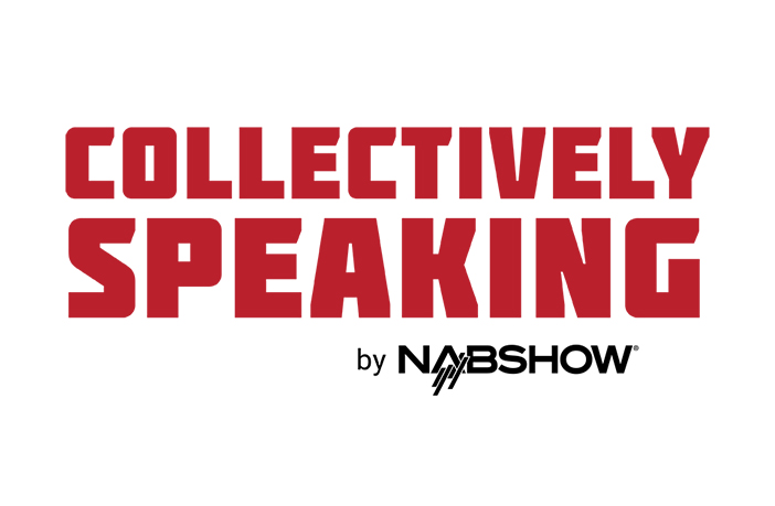 NAB Show launches 'Collectively Speaking' online shared-learning series