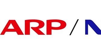 Sharp NEC logo