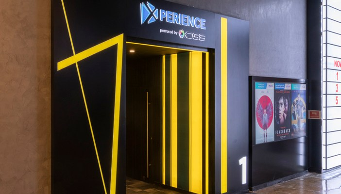 perience powered by CGS entry