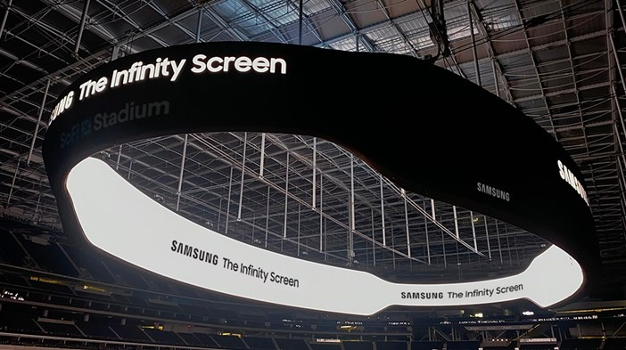 Samsung Infinity Screen