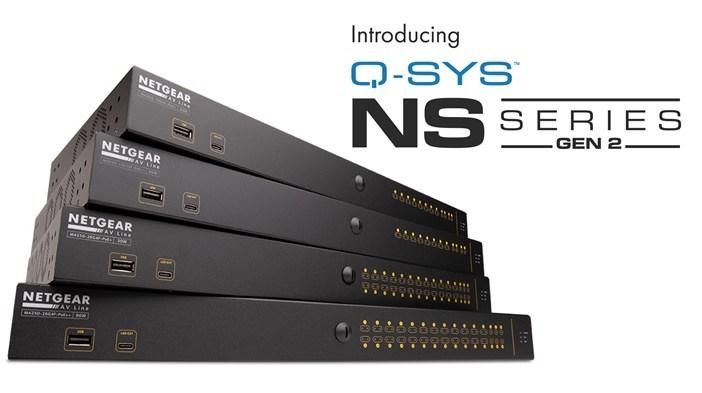 QSC NS Series Gen2