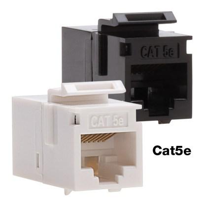 Platinum Tools Keystone Coupler Cat5e